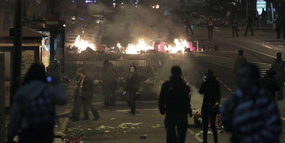 disturbios-en-el-paseo-del-prado