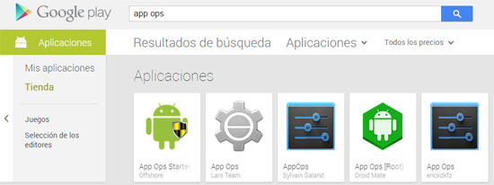 App-Ops-Android