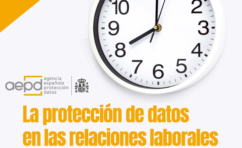 Guía protección de datos en las relaciones laborales