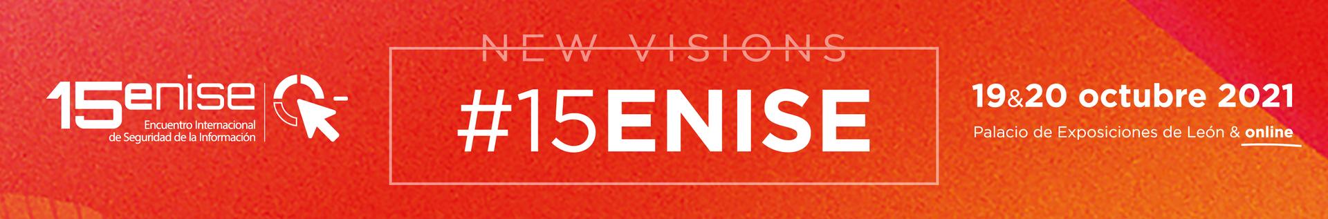 """Nuevo evento programado por el INCIBE """"#15ENISE"""""""